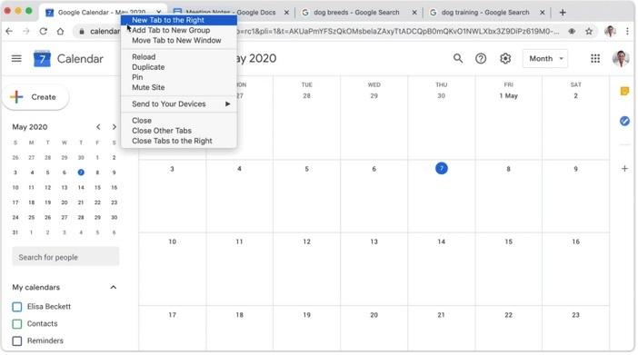 В Google Chrome появится новая функция группировки вкладок
