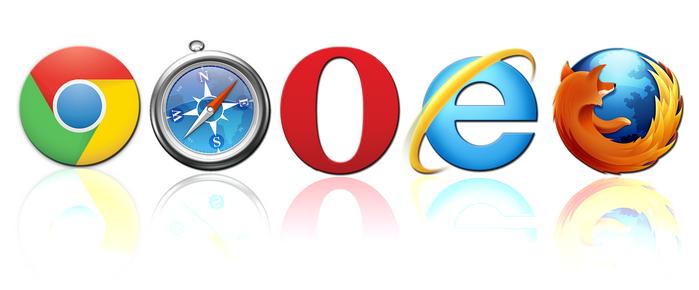Составлен рейтинг 6 самых популярных браузеров в мире