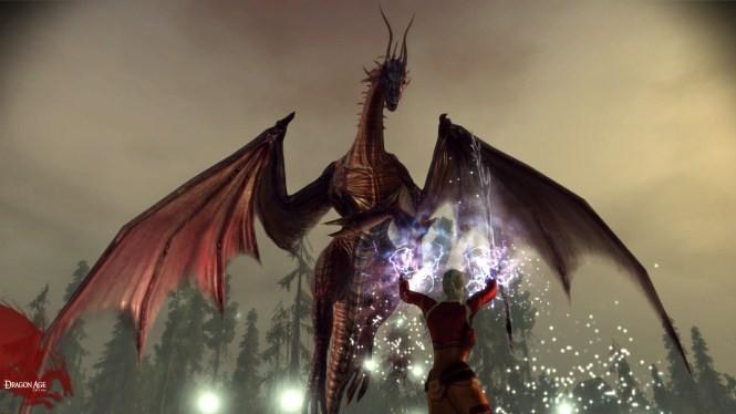 Dragon age origins кем играть