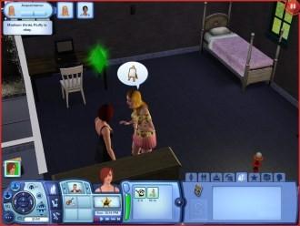 Sims3 - Общение