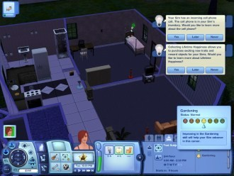 Sims3 - Аппартаменты