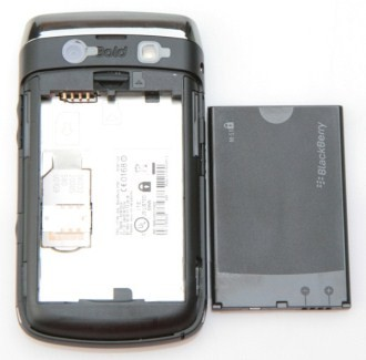 Blackberry Bold 9700 - Батарея