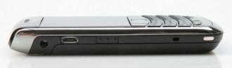 Blackberry Bold 9700 - Левая сторона