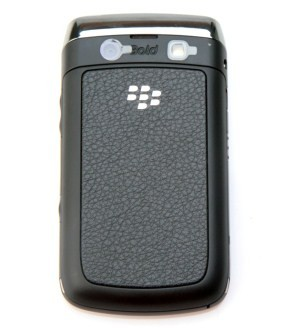 Blackberry Bold 9700 - Обратная сторона