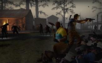 Зомби негры в l4d2