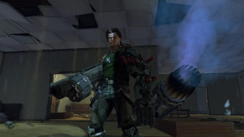 скачать игру Bionic Commando через торрент - фото 8