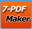Логотип приложения 7-PDF Maker