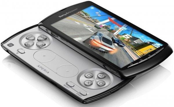 Смартфон Xperia PLAY от Sony Ericsson