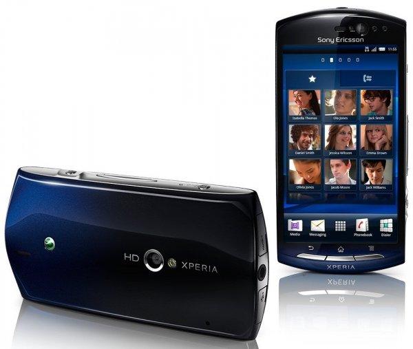 Смартфон Xperia neo от Sony Ericsson 1