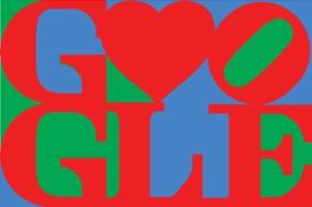 Google Doodle ко Дню святого Валентина