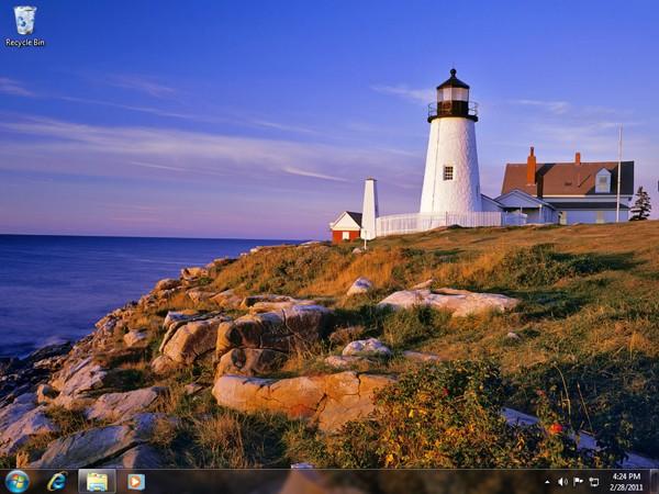 Как организовать рабочий стол Windows 2