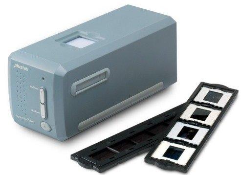 Слайд-сканеры