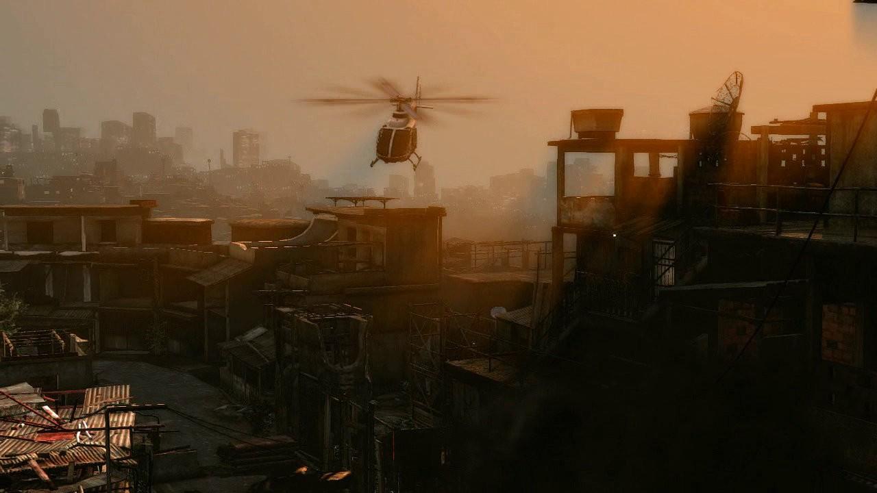 Кадр из игры Max Payne 3