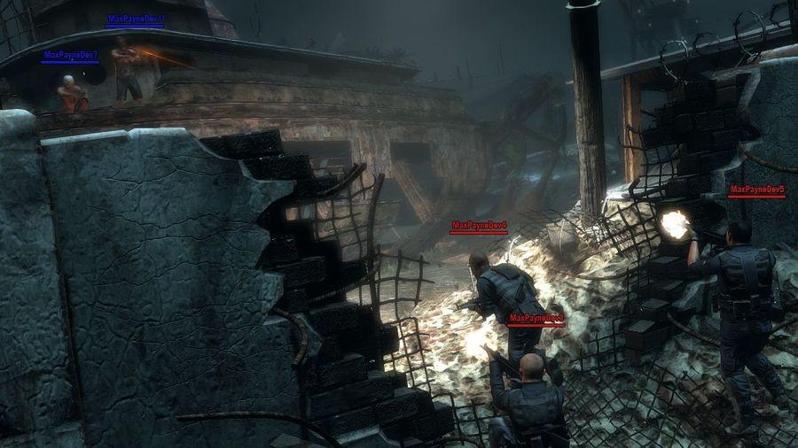 Графическим эффектам в Max Payne 3 можно только позавидовать