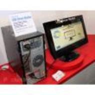 Первый в мире монитор, работающий от USB 3.0!