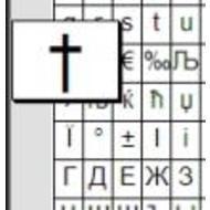 Как вводить специальные символы, отсутствующие на клавиатуре
