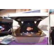 На выставке CES-2011 показали новейший голографический телевизор