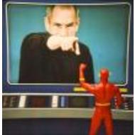 Стиву Джобсу не дают покоя лавры Супермена и Капитана Америка