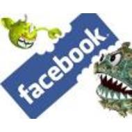 Через Facebook распространяется вирус
