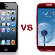 Краш-тест: iPhone 5 против Samsung Galaxy III
