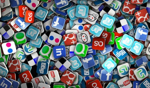 Мозаика социальных сетей