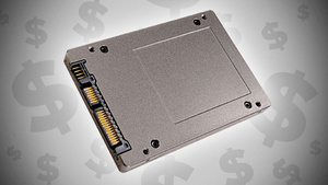 Установите SSD