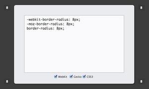 Используйте CSS генераторы