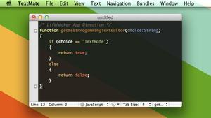 Используйте редакторы для коддинга