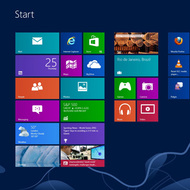 Что нового в Windows 8