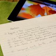Три способа упростить свою жизнь, используя ручку и бумагу