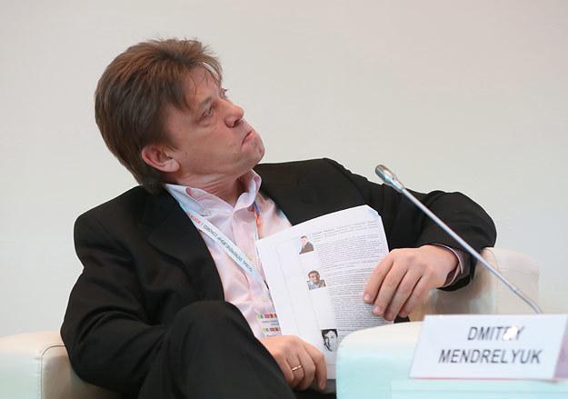Дмитрий Мендрелюк
