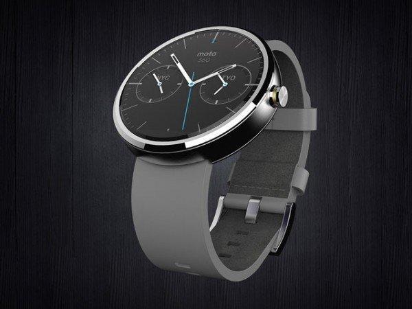 Смарт-часы Motto 360