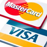 Visa и MasterCard продолжили обслуживание пластиковых карт