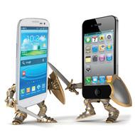 """Samsung и Apple продолжают """"обмениваться любезностями"""""""