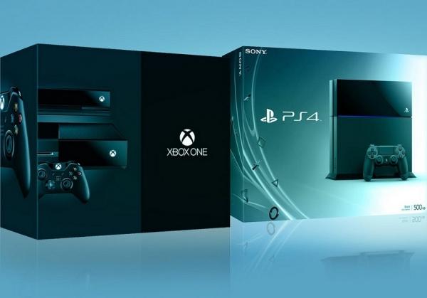 Что выбрать - PlayStation 4 или Xbox One