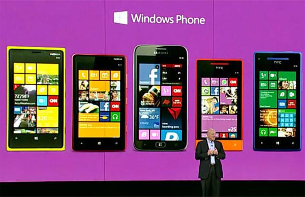 В 2015 году на рынке смартфонов доля Windows Phone продолжит падать