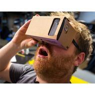 Компания Google всерьез занялась виртуальной реальностью