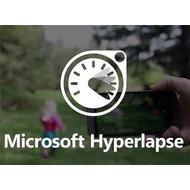 Microsoft выпустила программу Hyperlapse для покадровой съемки роликов