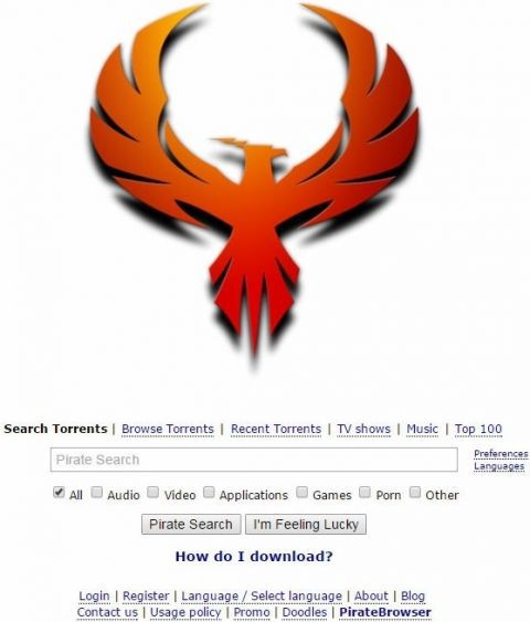 The Pirate Bay возобновил свою работу. Знаменитый торрент-сайт снова в строю