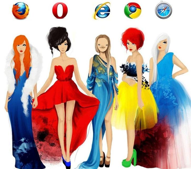 Mozilla vs Microsoft