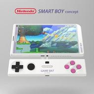 Пьер Серв разработал концепт смартфона от Nintendo