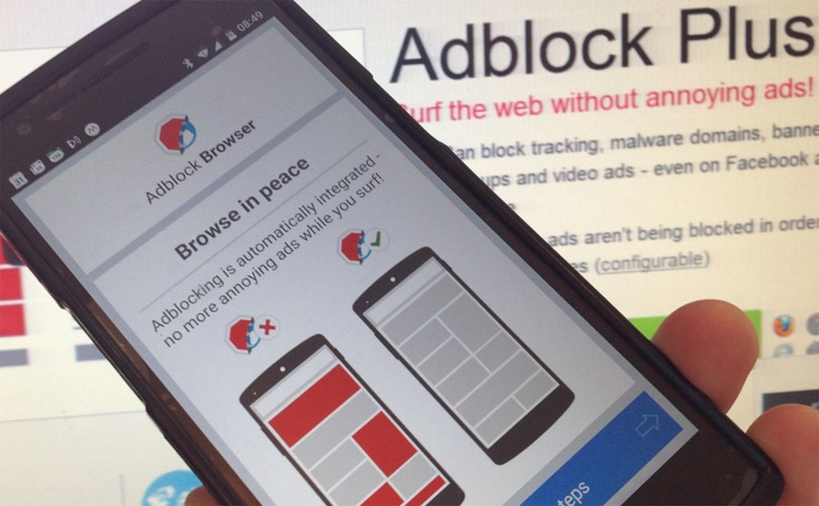 AdBlock и Asus