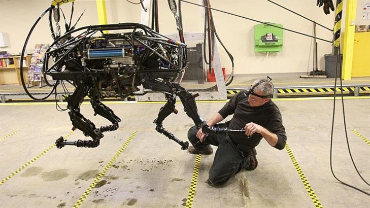 Google ожидает роботов