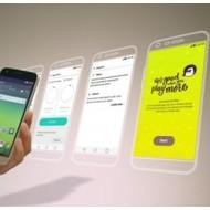 Samsung разрабатывает новый интерфейс для смартфонов