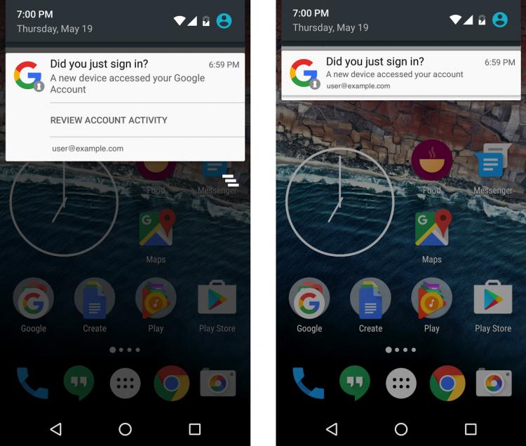 Известная компания Google намного улучшила систему защиты ОС Android от зараженных вирусами сервисов и программ