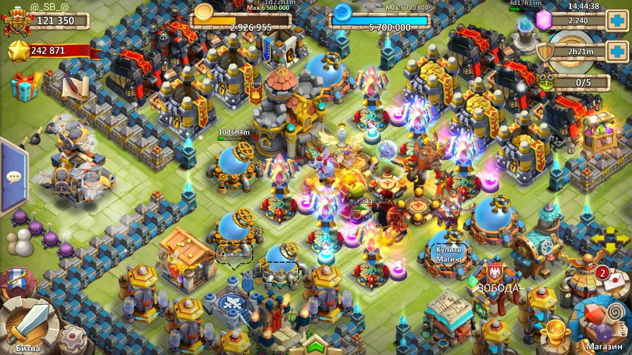 Картинки на игру битва замков
